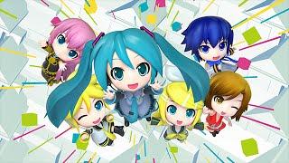 【初音ミク】3DS『初音ミク Project mirai でらっくす』公式プロモーション映像【Project mirai でらっくす】