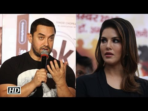 Xxx Mp4 Aamir Khan Reacts After Sunny Leone INSULTED In An Interview 3gp Sex