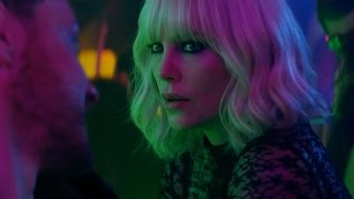 Atomic Blonde | official international trailer (2017) Charlize Theron