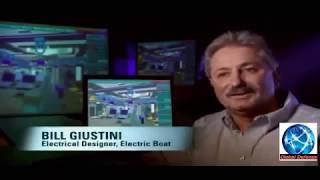 The Future Of UnderSea Warfare, Us Navy's Latest Nuclear Submarine HD Documentary
