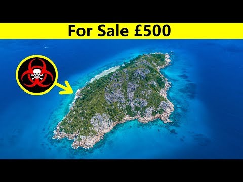 Incredible Islands No One Wants To Buy For Any Price Part 2