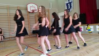 Zakończenie roku 2015/16 Taniec