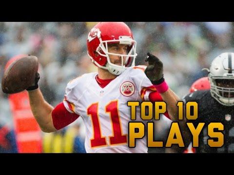 Top 10 Plays NFL 2016 17 Week 6