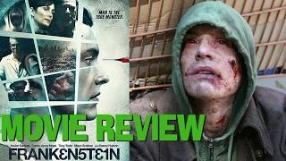FRANKENSTEIN (2015, Xavier Samuel) - movie review