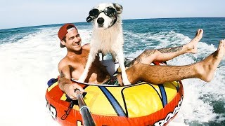 YBS Lifestyle Ep 45 - A Summers Day In The Life | My Dog Is Awesome