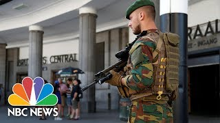 Foiled Terror Attack Could Have Been Much More Serious, Belgian Authorities Say   NBC News