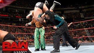 The Hardy Boyz vs. The Revival: Raw, July 17, 2017