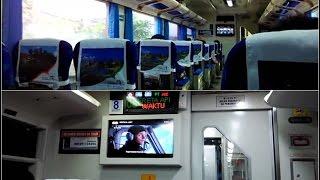 Naik Kereta Api Argo Muria (SMT-CN), Sawunggalih (CN-KTA) & Argo Lawu (KTA-SLO)