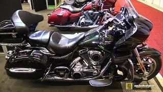 2017 Kawasaki Vulcan 1700 Voyager - Walkaround - 2017 Montreal Motorcycle Show