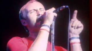 Genesis Live 1981 Frejus France News Report+Interview+Concert Footage