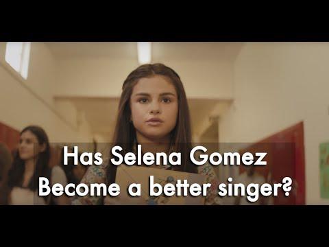 Has Selena Gomez Singing Improved