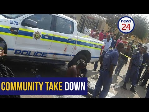 Xxx Mp4 WATCH Two Men Beaten Up For Allegedly Kidnapping Girl In Eldorado Park 3gp Sex