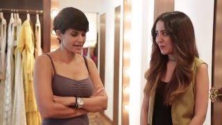 Mandira Bedi Reveals Her Most Embarrassing Sari Moment!