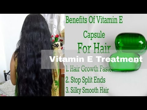 Xxx Mp4 VITAMIN E HAIR OIL TREATMENT FOR FAST HAIR GROWTH GET THICK LONG HAIR 3gp Sex