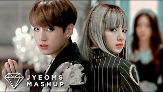 BTS & BLACKPINK - 피 땀 눈물 BLOOD, SWEAT & TEARS X 휘파람 WHISTLE (MASHUP)