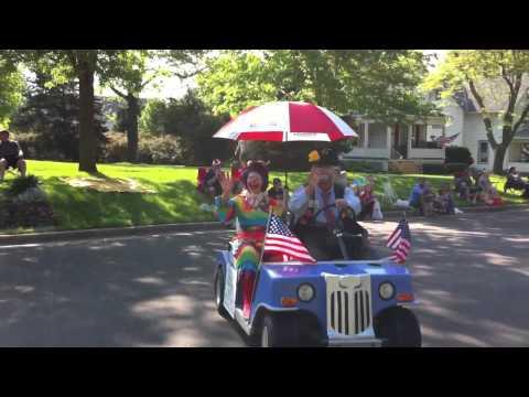 Burlington WI Memorial Day Parade