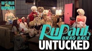 Untucked: RuPaul's Drag Race Season 8 - Episode 1