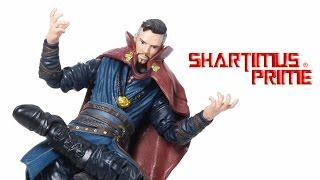 Marvel Legends Doctor Strange Movie Dormammu BAF Wave Toy Action Figure Review