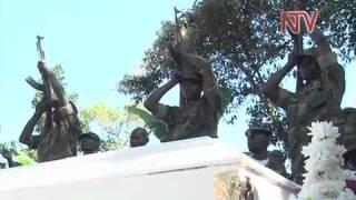 UPDF servicemen laid to rest