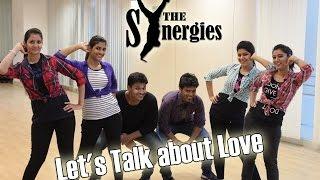 Dance Choreography on Let's Talk about Love | BAAGHI | Tiger Shroff, Shraddha Kapoor | Neha Kakkar