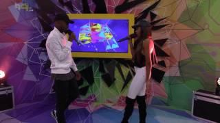 Kwesta ft Thabsie Ngiyaz'fela Ngawe LIVE on Hn9!