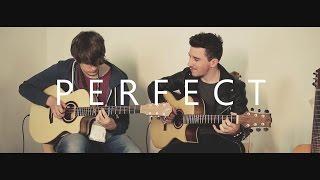 Perfect - Ed Sheeran (fingerstyle guitar cover by Peter Gergely & Eddie van der Meer)