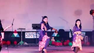 Heila Duila Naach_Female Group Dance_Troyee-11_2017
