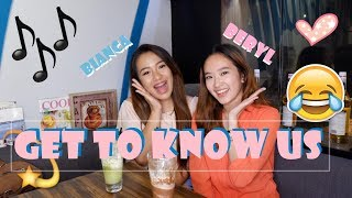 GET TO KNOW US TAG with BIANCA MAGSINO | Philippines