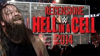Recensione WWE Hell in a Cell 2014