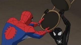 El Espectacular Spiderman/Hombre Araña   Capitulo 10   Temporada 1   Español Latino   Cambio