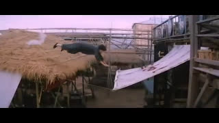 Jackie Chan Stunts in Project A, Police Story, First Strike, and Operation Condor