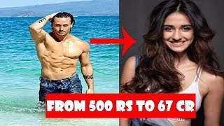 Actress who earned 73 crore in three days || Baaghi 2 || Disha Patani