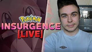 POKEMON INSURGENCE LIVE! PART 1 w/HDvee