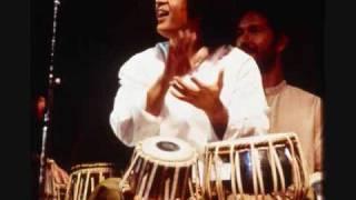 Tabla Zakir Hussain & Fazal Qureshi Taal Deepchandi 14 beats