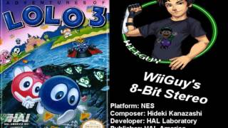 Adventures of Lolo 3 (NES) Soundtrack - 8BitStereo
