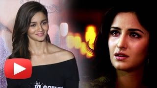 Katrina Kaif CRIES Watching Alia Bhatt Movie, Alia Katrina In A Film