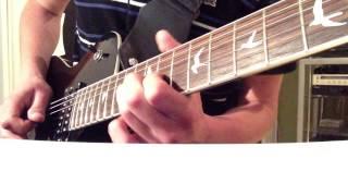 Sad Instrumental (Piano/Violin) - Guitar Improvisation