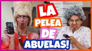 Daniel El Travieso - Mis Abuelas Se Pelearon Por Primera Vez!