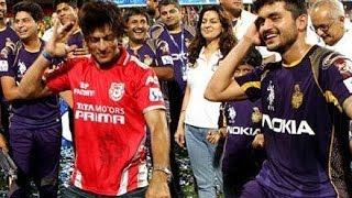 Shah Rukh Khan's Top Moments On IPL 2014 - BT