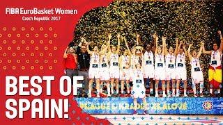 Best of Spain - FIBA EuroBasket Women 2017