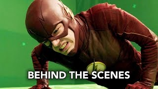 "The Flash 3x13 Behind the Scenes ""Battle in Gorilla City"" (HD)"