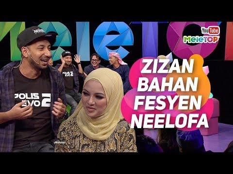 Zizan bahan fesyen Neelofa ular pakai tudung | Polis Evo 2 | Shaheizy Sam, Hasnul Rahmat | MeleTOP