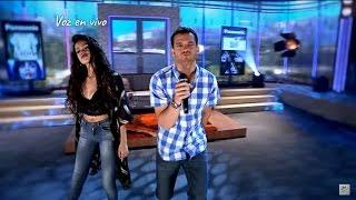 Mayra Goñi y Juan Carlos Rey de Castro cantan Suna
