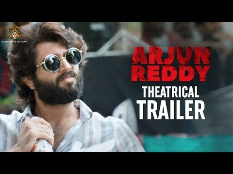 Xxx Mp4 Arjun Reddy Movie Theatrical Trailer Vijay Deverakonda Shalini Radhan Bhadrakali Pictures 3gp Sex