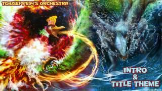 Pokémon GSC Orchestra - Intro & Title Theme [TGiuseppe94]