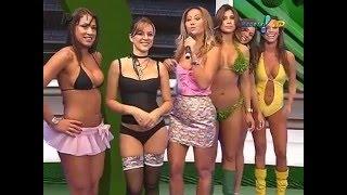 Cameltoe Brazilian TV girls