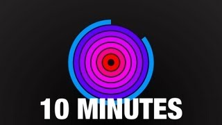 10 Minute Countdown Radial Timer with Beeps