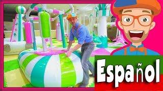 Blippi Español en el Museo de los Niños | Videos Educacionales de Aprendizaje para Niños