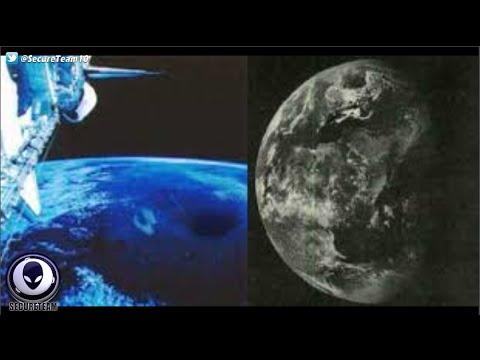 NASA Caught HIDING Something At North Pole! Hollow Earth? 5/20/16