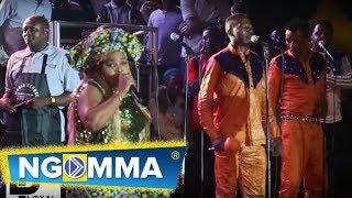 Saida Karoli - Kabaka Live perfomance